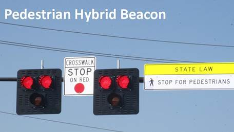 Pedestrian-Hybrid-Beacon