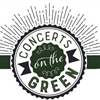 concerts on the green logo