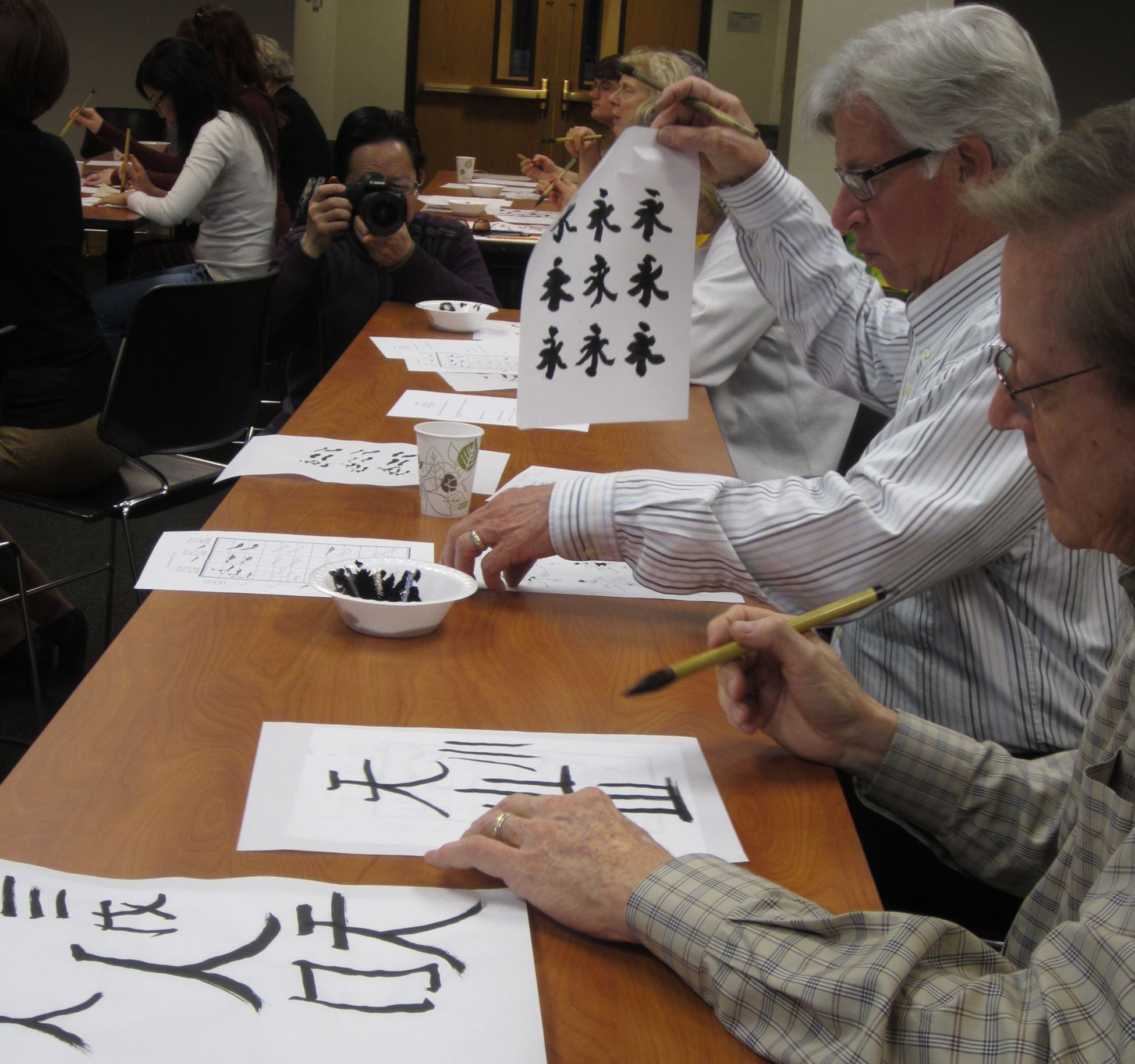 caligraphy program