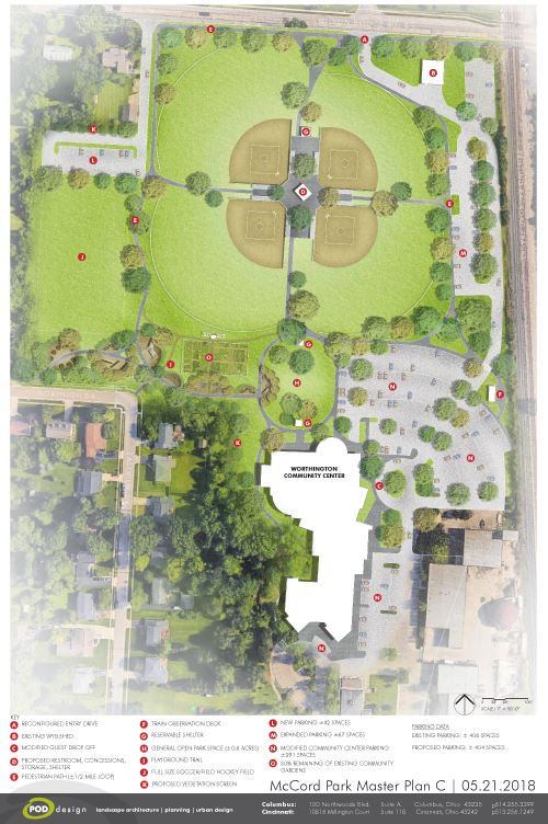 McCord Park Concept Plan Options_2018_option C