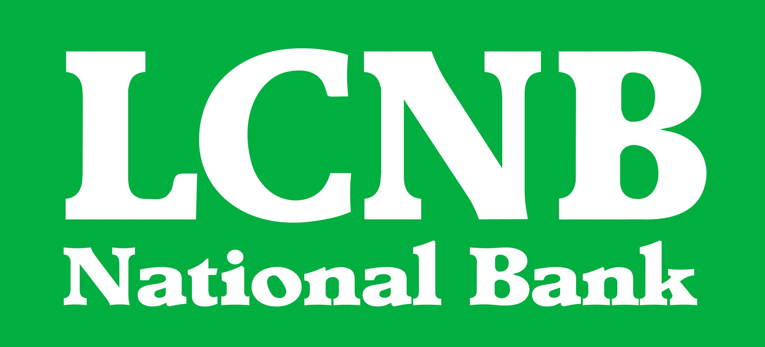 LCNB natiional bank logo