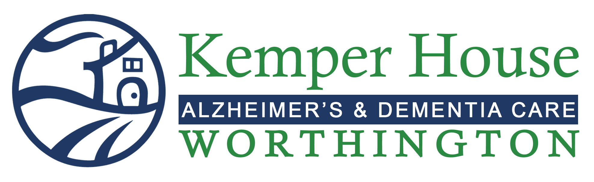 Kemper House Logo Worthington Big 1 (BOLD) (006)