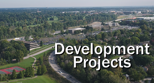 development projects 2020 update