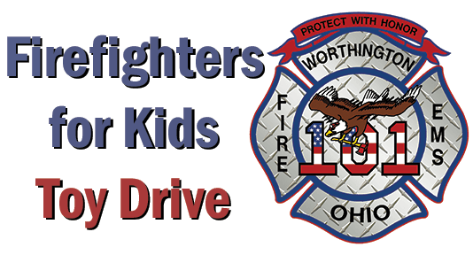 Firefighters for Kids with logo