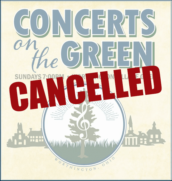 Concerts graphic CANCELLED for year