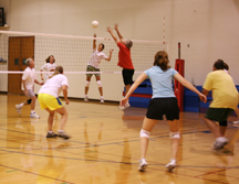 Adult Corec Volleyball