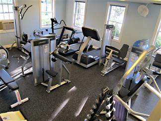 Griswold Fitness Room