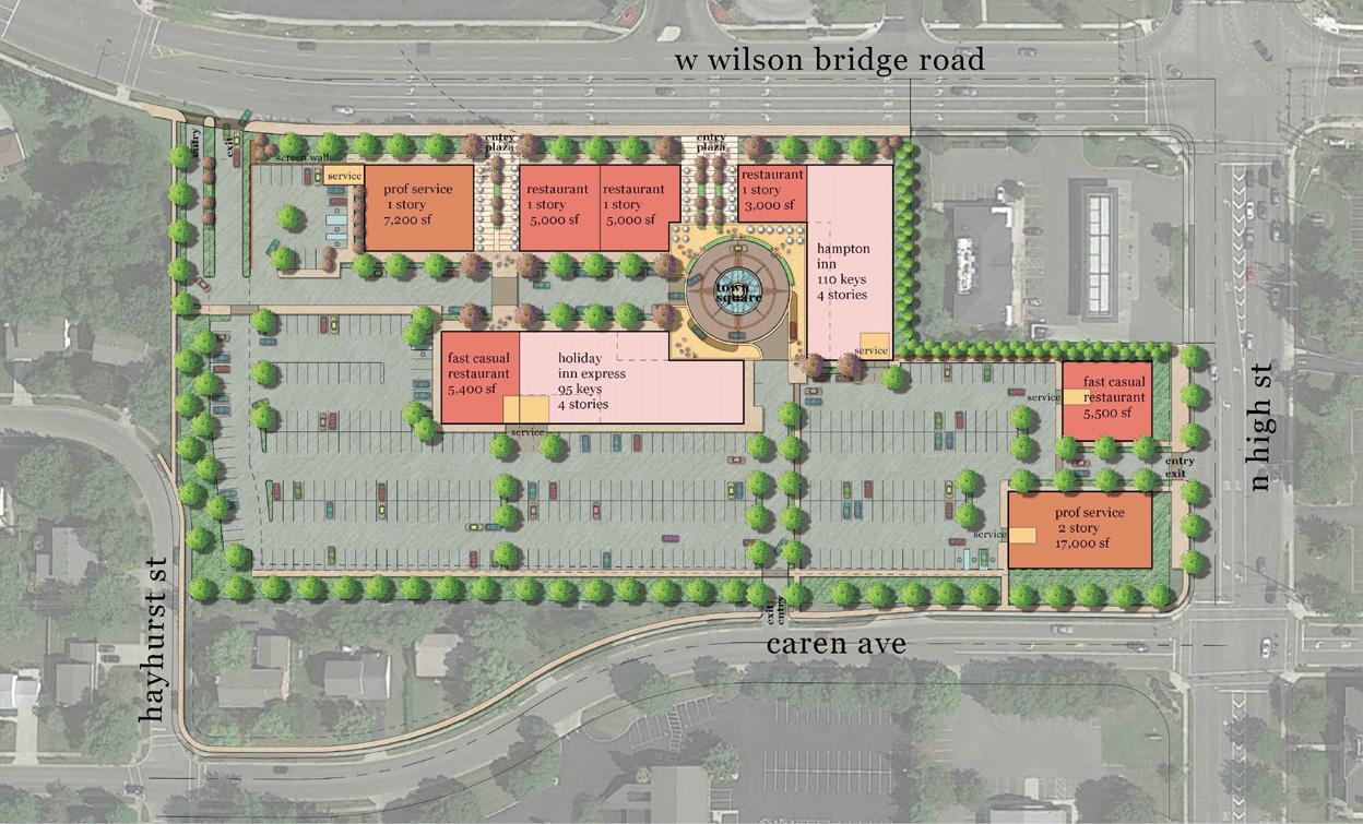 worthington oh official website village at. Black Bedroom Furniture Sets. Home Design Ideas